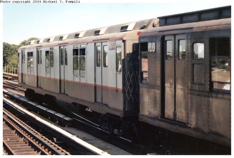 (76k, 820x553)<br><b>Country:</b> United States<br><b>City:</b> New York<br><b>System:</b> New York City Transit<br><b>Line:</b> IND Fulton Street Line<br><b>Location:</b> 80th Street-Hudson Street<br><b>Route:</b> Fan Trip<br><b>Car:</b> R-7A (Pullman, 1938) 1575 <br><b>Photo by:</b> Michael Pompili<br><b>Date:</b> 8/24/2003<br><b>Viewed (this week/total):</b> 1 / 2847