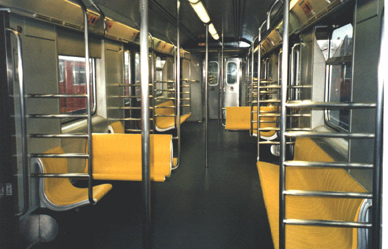 (75k, 762x490)<br><b>Country:</b> United States<br><b>City:</b> New York<br><b>System:</b> New York City Transit<br><b>Car:</b> R-110A (Kawasaki, 1992) 8008 <br><b>Photo by:</b> Steve Kreisler<br><b>Date:</b> 1997<br><b>Viewed (this week/total):</b> 11 / 25385