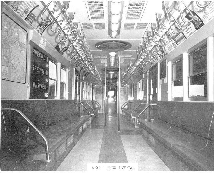 (95k, 710x575)<br><b>Country:</b> United States<br><b>City:</b> New York<br><b>System:</b> New York City Transit<br><b>Car:</b> R-29 (St. Louis, 1962) Interior <br><b>Collection of:</b> Sanford Gardner<br><b>Viewed (this week/total):</b> 10 / 12333