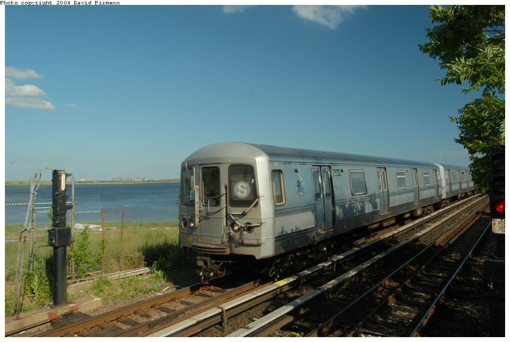 (141k, 1044x701)<br><b>Country:</b> United States<br><b>City:</b> New York<br><b>System:</b> New York City Transit<br><b>Line:</b> IND Rockaway Line<br><b>Location:</b> Broad Channel<br><b>Route:</b> S<br><b>Car:</b> R-44 (St. Louis, 1971-73) 5304 <br><b>Photo by:</b> David Pirmann<br><b>Date:</b> 6/19/2004<br><b>Viewed (this week/total):</b> 2 / 3133