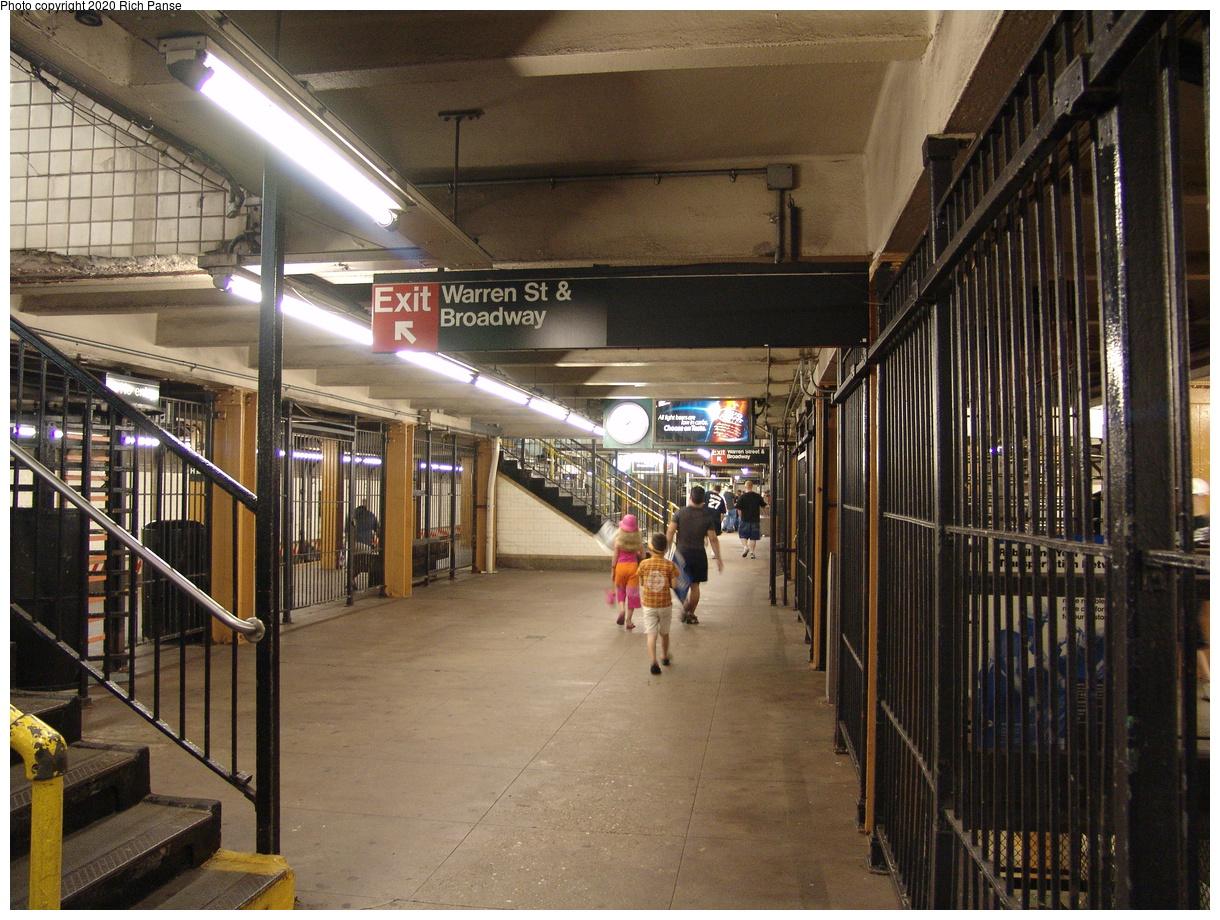 (538k, 1220x920)<br><b>Country:</b> United States<br><b>City:</b> New York<br><b>System:</b> New York City Transit<br><b>Line:</b> BMT Broadway Line<br><b>Location:</b> City Hall<br><b>Photo by:</b> Richard Panse<br><b>Date:</b> 6/19/2004<br><b>Viewed (this week/total):</b> 2 / 6065