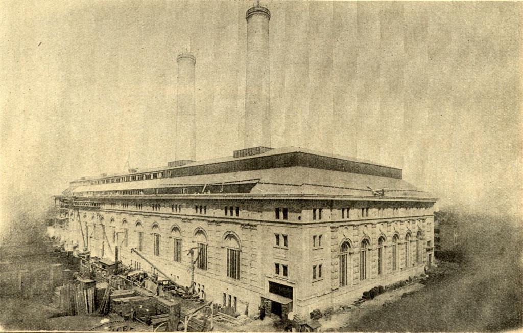 (200k, 1024x651)<br><b>Country:</b> United States<br><b>City:</b> New York<br><b>System:</b> New York City Transit<br><b>Location:</b> IRT Co. Main Power House<br><b>Photo by:</b> <i>Subway Souvenir</i>-Burroughs & Co.<br><b>Notes:</b> Power House - Eleventh Avenue<br><b>Viewed (this week/total):</b> 0 / 4784