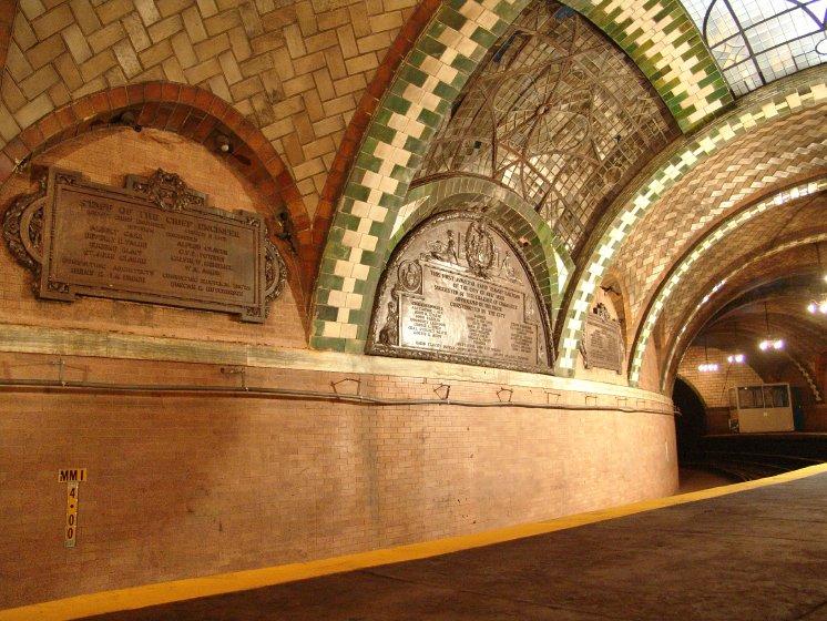 (118k, 746x560)<br><b>Country:</b> United States<br><b>City:</b> New York<br><b>System:</b> New York City Transit<br><b>Line:</b> IRT East Side Line<br><b>Location:</b> City Hall<br><b>Photo by:</b> Richard Panse<br><b>Date:</b> 10/27/2004<br><b>Viewed (this week/total):</b> 0 / 13185