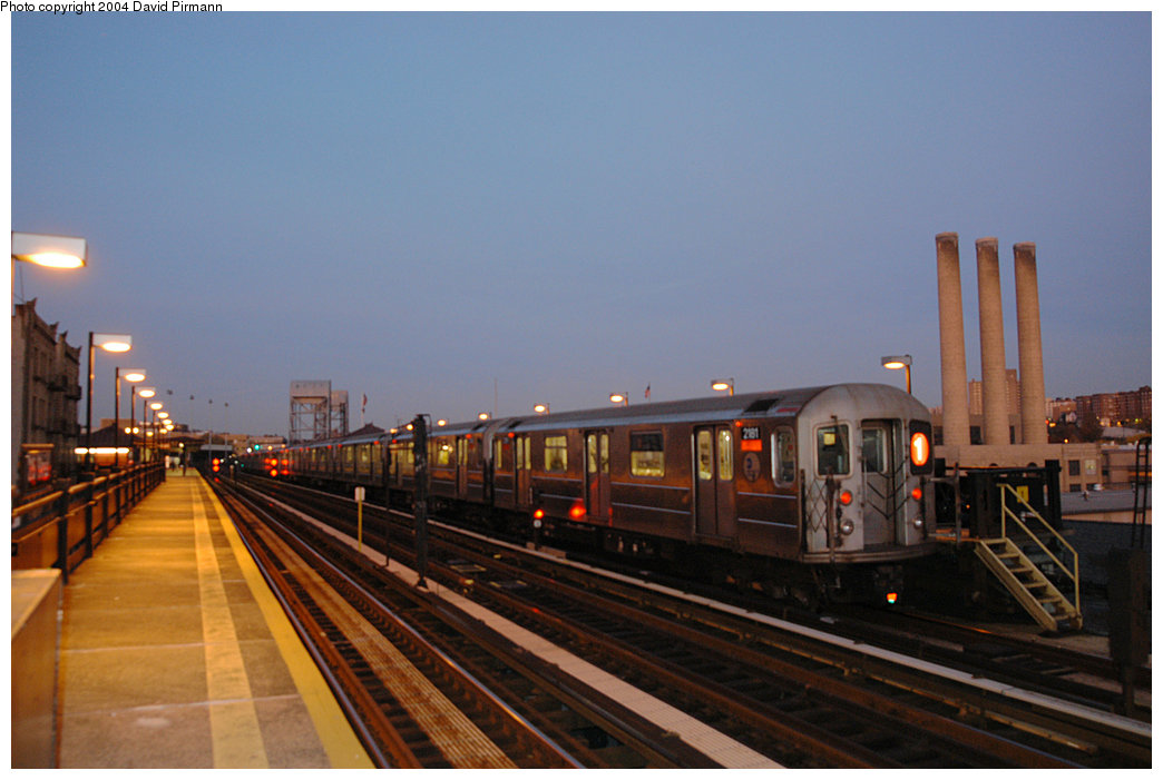 (190k, 1044x701)<br><b>Country:</b> United States<br><b>City:</b> New York<br><b>System:</b> New York City Transit<br><b>Line:</b> IRT West Side Line<br><b>Location:</b> 215th Street<br><b>Route:</b> 1<br><b>Car:</b> R-62A (Bombardier, 1984-1987) 2181 <br><b>Photo by:</b> David Pirmann<br><b>Date:</b> 11/6/2004<br><b>Viewed (this week/total):</b> 3 / 3228