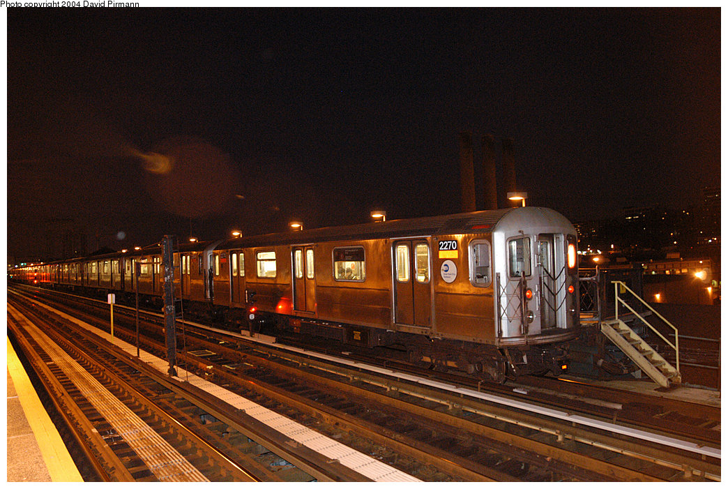 (302k, 1044x701)<br><b>Country:</b> United States<br><b>City:</b> New York<br><b>System:</b> New York City Transit<br><b>Line:</b> IRT West Side Line<br><b>Location:</b> 215th Street<br><b>Route:</b> 1<br><b>Car:</b> R-62A (Bombardier, 1984-1987) 2270 <br><b>Photo by:</b> David Pirmann<br><b>Date:</b> 11/6/2004<br><b>Viewed (this week/total):</b> 0 / 4155