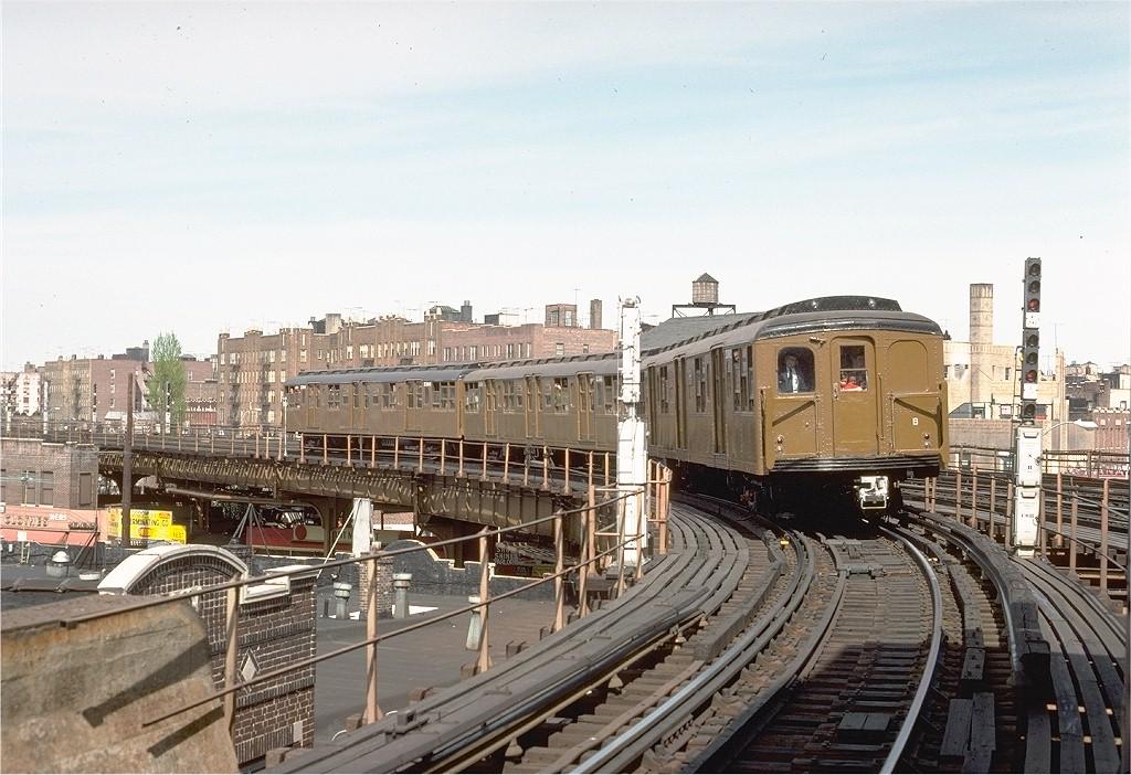 (219k, 1024x702)<br><b>Country:</b> United States<br><b>City:</b> New York<br><b>System:</b> New York City Transit<br><b>Line:</b> BMT Brighton Line<br><b>Location:</b> Brighton Beach<br><b>Route:</b> Fan Trip<br><b>Car:</b> BMT A/B-Type Standard 2392 <br><b>Photo by:</b> Joe Testagrose<br><b>Date:</b> 4/16/1977<br><b>Viewed (this week/total):</b> 2 / 3809