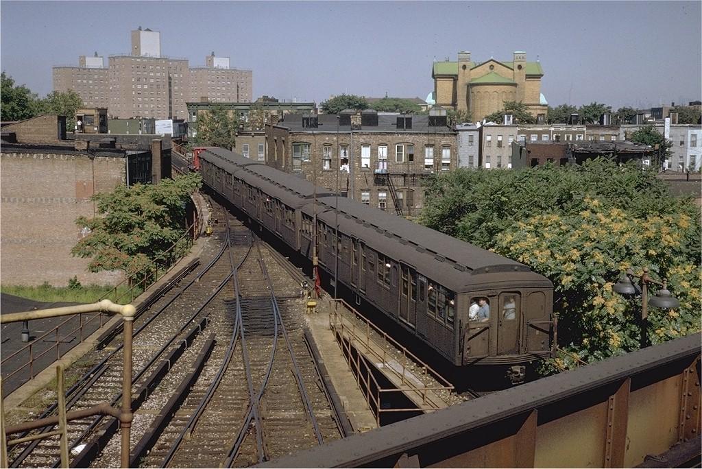 (272k, 1024x684)<br><b>Country:</b> United States<br><b>City:</b> New York<br><b>System:</b> New York City Transit<br><b>Location:</b> East New York Yard/Shops<br><b>Route:</b> Fan Trip<br><b>Car:</b> BMT A/B-Type Standard 2392 <br><b>Photo by:</b> Joe Testagrose<br><b>Date:</b> 8/23/1969<br><b>Viewed (this week/total):</b> 2 / 5130