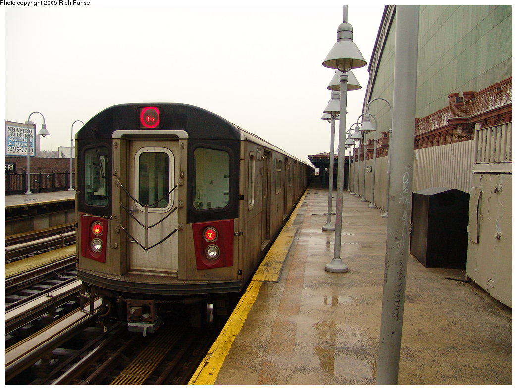 (188k, 1044x788)<br><b>Country:</b> United States<br><b>City:</b> New York<br><b>System:</b> New York City Transit<br><b>Line:</b> IRT Woodlawn Line<br><b>Location:</b> Kingsbridge Road<br><b>Route:</b> 4<br><b>Car:</b> R-142 (Option Order, Bombardier, 2002-2003) 7111 <br><b>Photo by:</b> Richard Panse<br><b>Date:</b> 3/20/2005<br><b>Viewed (this week/total):</b> 0 / 5309