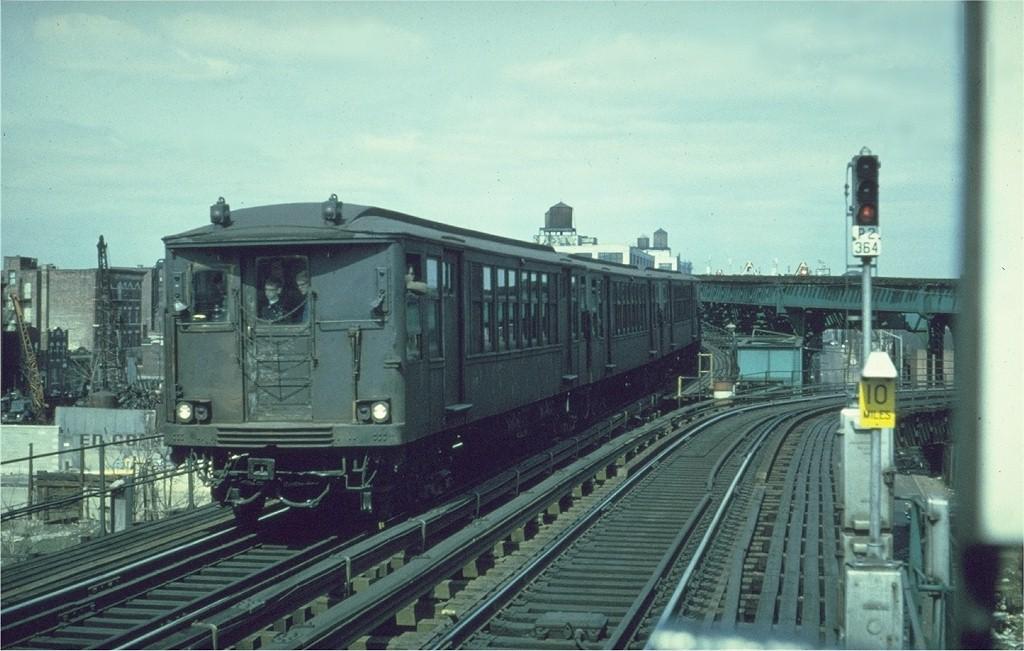 (179k, 1024x651)<br><b>Country:</b> United States<br><b>City:</b> New York<br><b>System:</b> New York City Transit<br><b>Line:</b> BMT Canarsie Line<br><b>Location:</b> Sutter Avenue<br><b>Route:</b> Fan Trip<br><b>Car:</b> BMT Q  <br><b>Photo by:</b> Gerald H. Landau<br><b>Collection of:</b> Joe Testagrose<br><b>Date:</b> 3/22/1969<br><b>Viewed (this week/total):</b> 0 / 3682