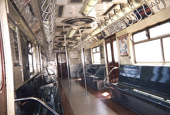 (140k, 546x371)<br><b>Country:</b> United States<br><b>City:</b> New York<br><b>System:</b> New York City Transit<br><b>Route:</b> 7<br><b>Car:</b> R-33 World's Fair (St. Louis, 1963-64) 9344 <br><b>Photo by:</b> Gary Chatterton<br><b>Date:</b> 7/2001<br><b>Viewed (this week/total):</b> 11 / 14376