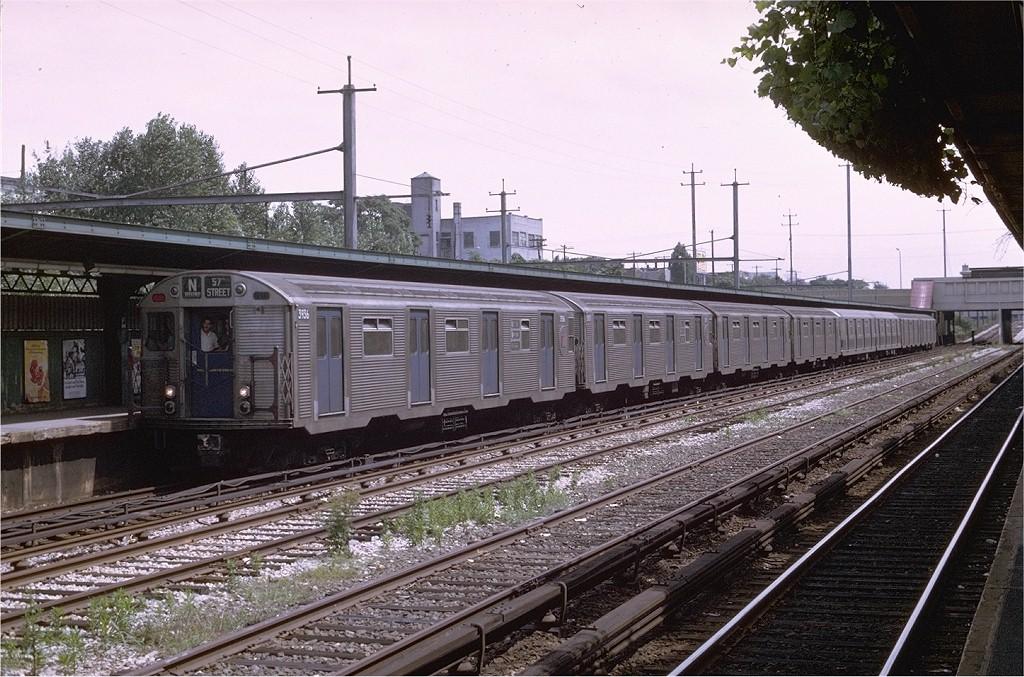(240k, 1024x677)<br><b>Country:</b> United States<br><b>City:</b> New York<br><b>System:</b> New York City Transit<br><b>Line:</b> BMT Sea Beach Line<br><b>Location:</b> Fort Hamilton Parkway<br><b>Route:</b> N<br><b>Car:</b> R-32 (Budd, 1964) 3936 <br><b>Photo by:</b> Joe Testagrose<br><b>Date:</b> 8/20/1969<br><b>Viewed (this week/total):</b> 2 / 4228