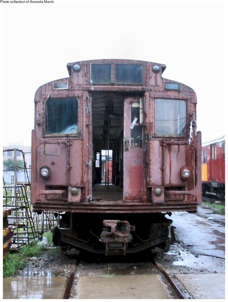 (130k, 788x1044)<br><b>Country:</b> United States<br><b>City:</b> New York<br><b>System:</b> New York City Transit<br><b>Location:</b> 207th Street Yard<br><b>Car:</b> R-6-1 (Pressed Steel, 1936) 1300 <br><b>Collection of:</b> Amanda Marsh<br><b>Date:</b> 7/18/2004<br><b>Viewed (this week/total):</b> 1 / 3299