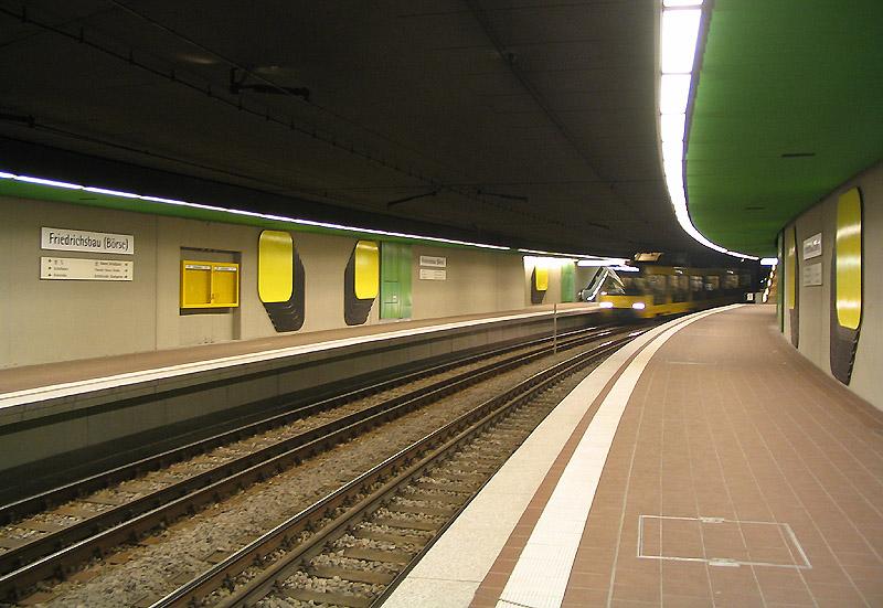 (150k, 800x551)<br><b>Country:</b> Germany<br><b>City:</b> Stuttgart<br><b>System:</b> SSB (Stuttgarter Strassenbahnen)<br><b>Line:</b> Stadtbahn U4/U9<br><b>Location:</b> Keplerstraße (U4/U9/U14)<br><b>Photo by:</b> Matthias Frey<br><b>Date:</b> 2/28/2005<br><b>Viewed (this week/total):</b> 1 / 1210