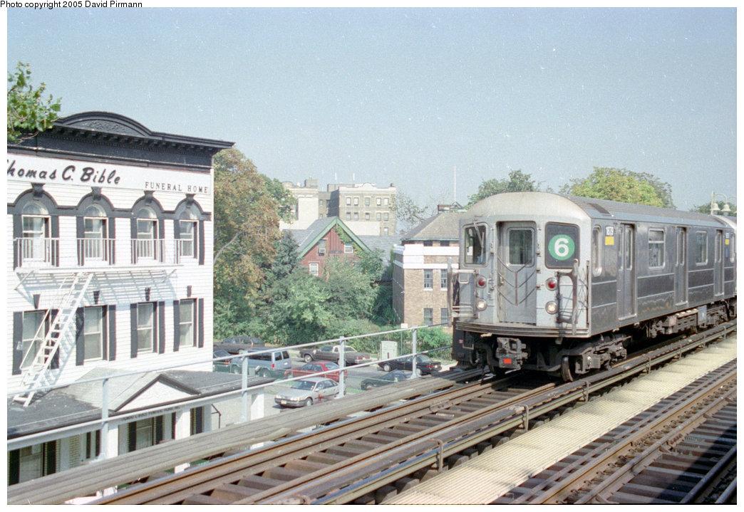 (224k, 1044x719)<br><b>Country:</b> United States<br><b>City:</b> New York<br><b>System:</b> New York City Transit<br><b>Line:</b> IRT Pelham Line<br><b>Location:</b> Westchester Square<br><b>Route:</b> 6<br><b>Car:</b> R-62A (Bombardier, 1984-1987) 1751 <br><b>Photo by:</b> David Pirmann<br><b>Date:</b> 9/13/1998<br><b>Viewed (this week/total):</b> 3 / 4487