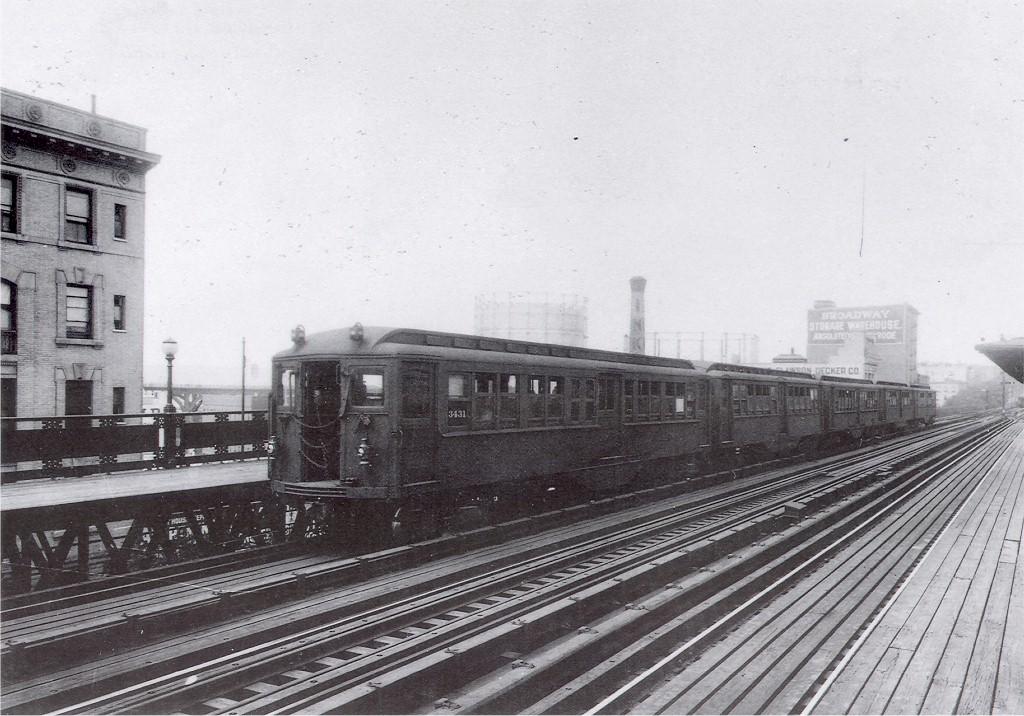 (208k, 1024x716)<br><b>Country:</b> United States<br><b>City:</b> New York<br><b>System:</b> New York City Transit<br><b>Line:</b> IRT West Side Line<br><b>Location:</b> 125th Street<br><b>Car:</b> Hi-V 3431 <br><b>Collection of:</b> Joe Testagrose<br><b>Viewed (this week/total):</b> 1 / 3250