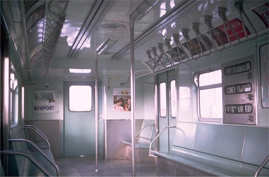 (151k, 1024x676)<br><b>Country:</b> United States<br><b>City:</b> New York<br><b>System:</b> New York City Transit<br><b>Car:</b> R-38 (St. Louis, 1966-1967) 4145 <br><b>Photo by:</b> Doug Grotjahn<br><b>Collection of:</b> Joe Testagrose<br><b>Date:</b> 12/23/1967<br><b>Viewed (this week/total):</b> 10 / 15447