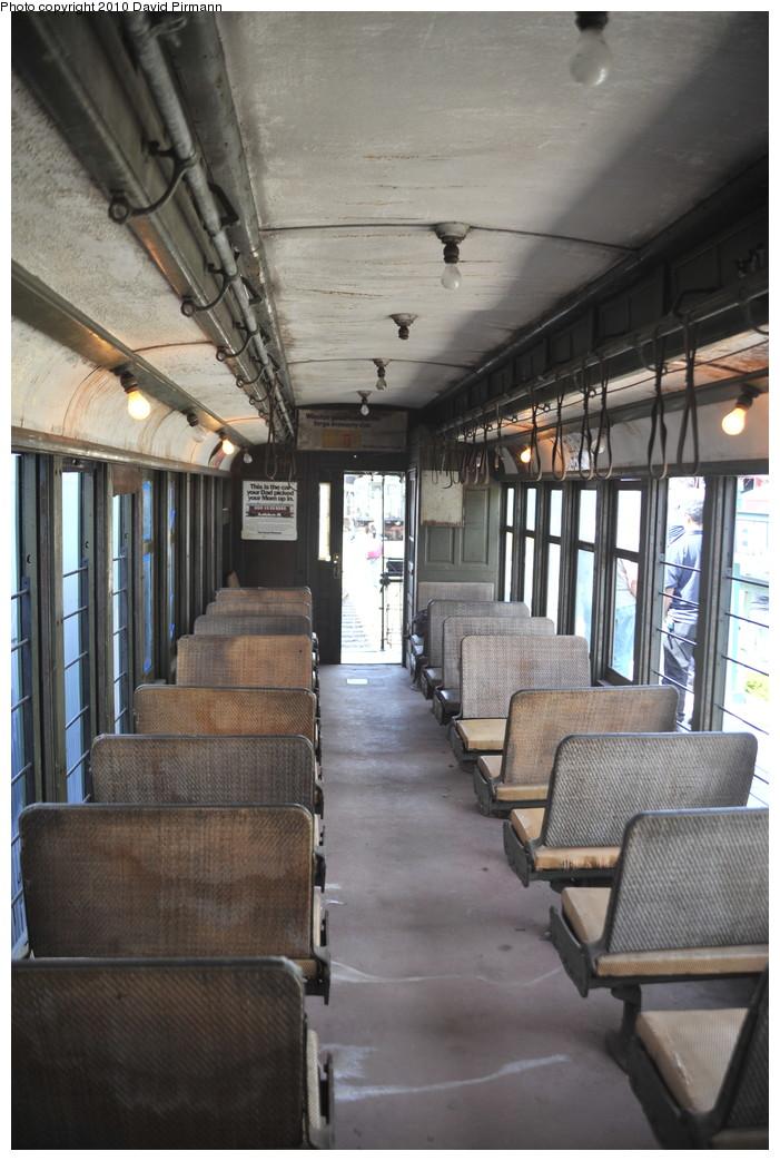 (250k, 701x1043)<br><b>Country:</b> United States<br><b>City:</b> East Haven/Branford, Ct.<br><b>System:</b> Shore Line Trolley Museum<br><b>Car:</b> BMT Elevated Gate Car 1349 <br><b>Photo by:</b> David Pirmann<br><b>Date:</b> 4/24/2010<br><b>Viewed (this week/total):</b> 11 / 6467