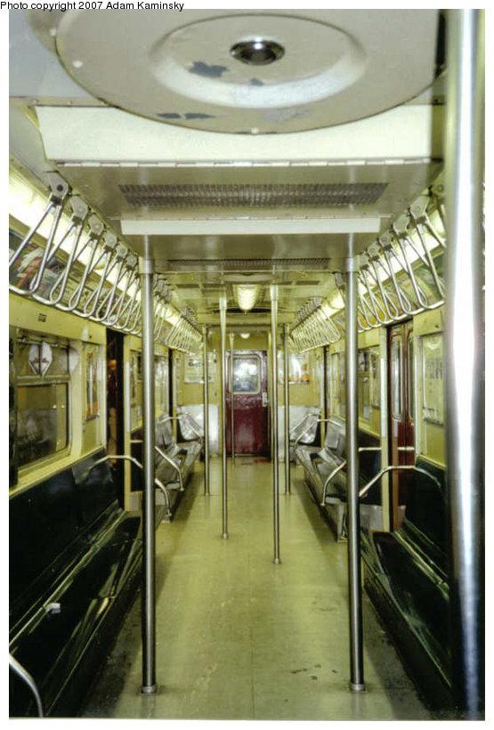 (111k, 555x820)<br><b>Country:</b> United States<br><b>City:</b> New York<br><b>System:</b> New York City Transit<br><b>Route:</b> Fan Trip<br><b>Car:</b> R-36 World's Fair (St. Louis, 1963-64) Interior <br><b>Photo by:</b> Adam Kaminsky<br><b>Date:</b> 8/18/2003<br><b>Viewed (this week/total):</b> 0 / 2149