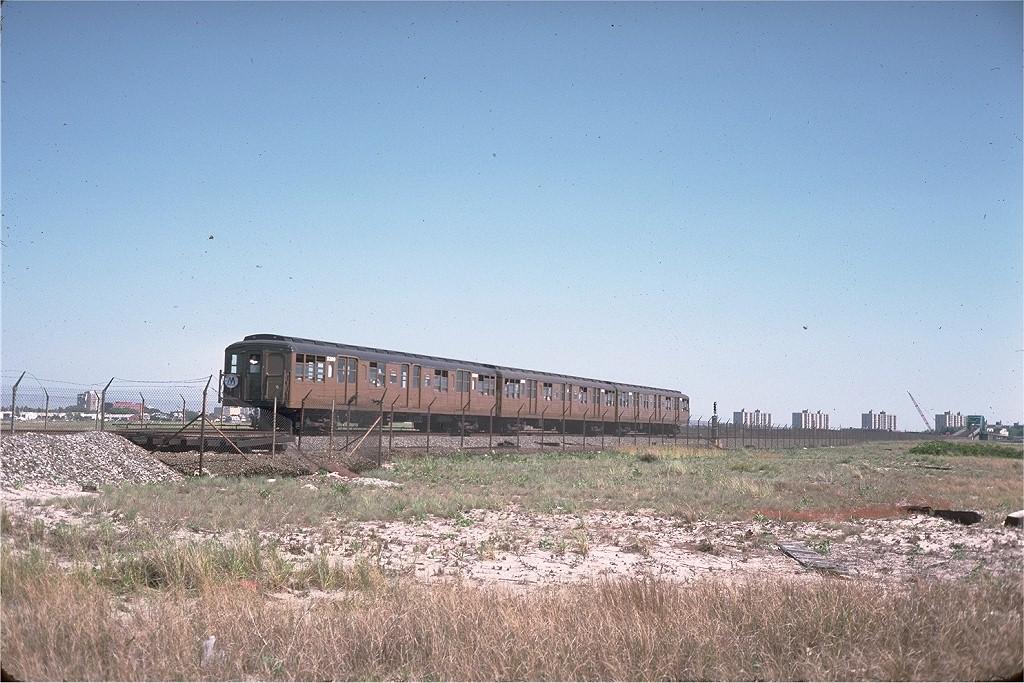 (229k, 1024x683)<br><b>Country:</b> United States<br><b>City:</b> New York<br><b>System:</b> New York City Transit<br><b>Line:</b> IND Rockaway Line<br><b>Location:</b> Jamaica Bay Crossing<br><b>Route:</b> Fan Trip<br><b>Car:</b> BMT A/B-Type Standard 2390 <br><b>Photo by:</b> Steve Zabel<br><b>Collection of:</b> Joe Testagrose<br><b>Date:</b> 6/9/1977<br><b>Viewed (this week/total):</b> 0 / 4483