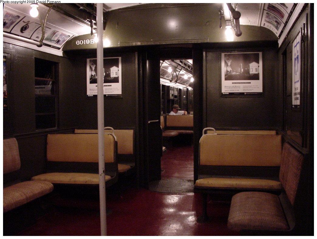 (162k, 1044x788)<br><b>Country:</b> United States<br><b>City:</b> New York<br><b>System:</b> New York City Transit<br><b>Route:</b> Fan Trip<br><b>Car:</b> BMT D-Type Triplex 6019 <br><b>Photo by:</b> David Pirmann<br><b>Date:</b> 6/18/2000<br><b>Viewed (this week/total):</b> 16 / 19066