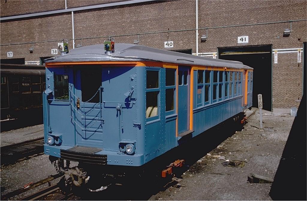 (244k, 1024x670)<br><b>Country:</b> United States<br><b>City:</b> New York<br><b>System:</b> New York City Transit<br><b>Location:</b> Coney Island Yard-Museum Yard<br><b>Car:</b> BMT Q 1612C <br><b>Photo by:</b> Steve Zabel<br><b>Collection of:</b> Joe Testagrose<br><b>Date:</b> 4/18/1978<br><b>Viewed (this week/total):</b> 8 / 6886