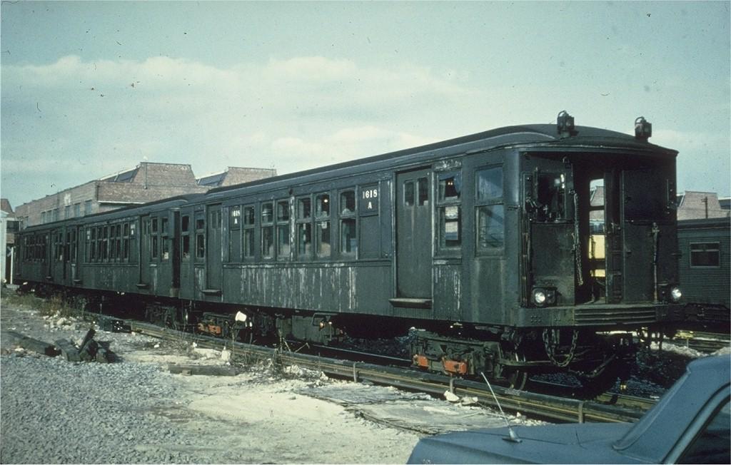 (186k, 1024x652)<br><b>Country:</b> United States<br><b>City:</b> New York<br><b>System:</b> New York City Transit<br><b>Location:</b> Coney Island Yard<br><b>Car:</b> BMT Q 1618 <br><b>Collection of:</b> Joe Testagrose<br><b>Date:</b> 4/13/1969<br><b>Viewed (this week/total):</b> 0 / 3367