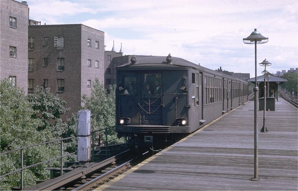 (213k, 1024x657)<br><b>Country:</b> United States<br><b>City:</b> New York<br><b>System:</b> New York City Transit<br><b>Line:</b> BMT Myrtle Avenue Line<br><b>Location:</b> Navy Street<br><b>Route:</b> MJ<br><b>Car:</b> BMT Q 1627 <br><b>Photo by:</b> Joe Testagrose<br><b>Date:</b> 9/20/1969<br><b>Viewed (this week/total):</b> 0 / 7403