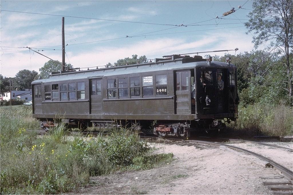 (281k, 1024x682)<br><b>Country:</b> United States<br><b>City:</b> East Haven/Branford, Ct.<br><b>System:</b> Shore Line Trolley Museum<br><b>Car:</b> Hi-V 3662 <br><b>Photo by:</b> Joe Testagrose<br><b>Date:</b> 9/23/1972<br><b>Viewed (this week/total):</b> 2 / 10513