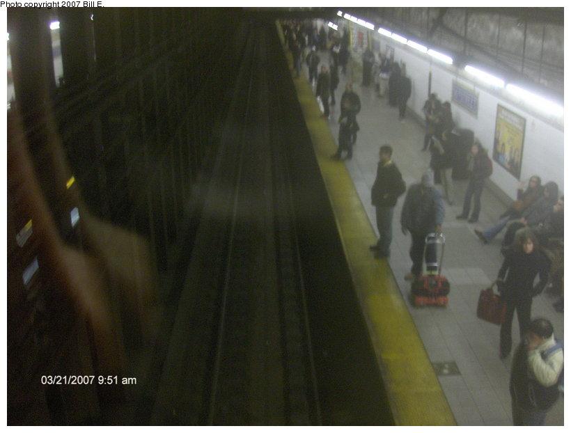 (76k, 820x622)<br><b>Country:</b> United States<br><b>City:</b> New York<br><b>System:</b> New York City Transit<br><b>Line:</b> IRT East Side Line<br><b>Location:</b> 96th Street<br><b>Photo by:</b> Bill E.<br><b>Date:</b> 3/21/2007<br><b>Viewed (this week/total):</b> 2 / 3277