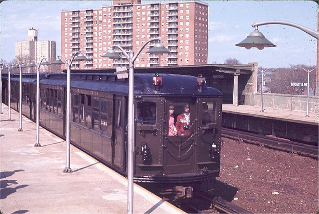 (192k, 1024x688)<br><b>Country:</b> United States<br><b>City:</b> New York<br><b>System:</b> New York City Transit<br><b>Line:</b> IRT Dyre Ave. Line<br><b>Location:</b> Baychester Avenue<br><b>Route:</b> Fan Trip<br><b>Car:</b> Low-V (Museum Train) 5466 <br><b>Photo by:</b> Joe Testagrose<br><b>Date:</b> 4/25/1970<br><b>Viewed (this week/total):</b> 0 / 3742
