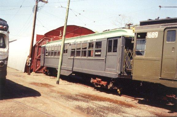 (50k, 576x381)<br><b>Country:</b> United States<br><b>City:</b> East Haven/Branford, Ct.<br><b>System:</b> Shore Line Trolley Museum<br><b>Car:</b> Low-V (Museum Train) 5466 <br><b>Date:</b> 1998<br><b>Viewed (this week/total):</b> 2 / 4900