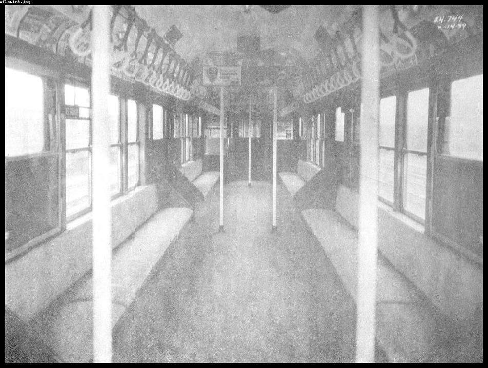 (108k, 952x718)<br><b>Country:</b> United States<br><b>City:</b> New York<br><b>System:</b> New York City Transit<br><b>Car:</b> Low-V (World's Fair) Interior <br><b>Collection of:</b> Sanford Gardner<br><b>Viewed (this week/total):</b> 0 / 21562