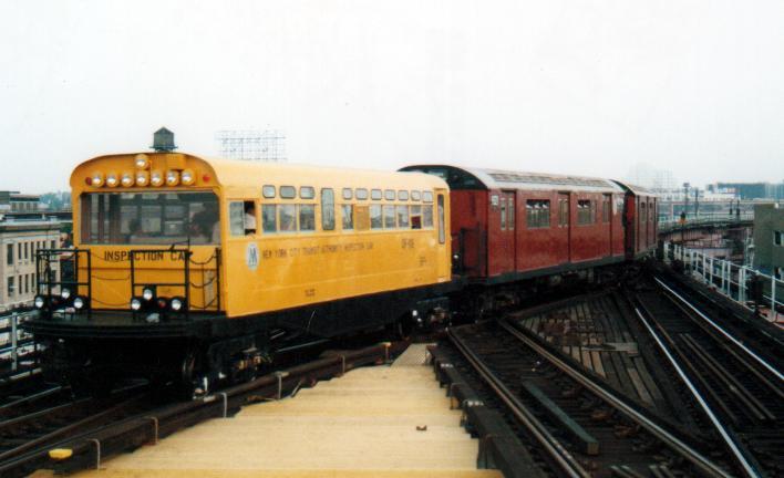 (39k, 708x432)<br><b>Country:</b> United States<br><b>City:</b> New York<br><b>System:</b> New York City Transit<br><b>Line:</b> IRT Flushing Line<br><b>Location:</b> Queensborough Plaza<br><b>Route:</b> Fan Trip<br><b>Car:</b> Observation Car 0F116 <br><b>Photo by:</b> Peter Farrell<br><b>Date:</b> 8/27/2000<br><b>Viewed (this week/total):</b> 1 / 6866