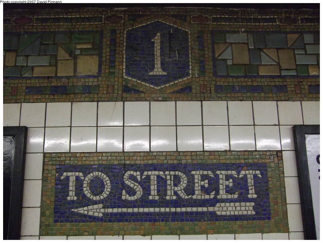 (183k, 1044x788)<br><b>Country:</b> United States<br><b>City:</b> New York<br><b>System:</b> New York City Transit<br><b>Line:</b> BMT Canarsie Line<br><b>Location:</b> 1st Avenue<br><b>Photo by:</b> David Pirmann<br><b>Date:</b> 8/14/2007<br><b>Viewed (this week/total):</b> 1 / 1980