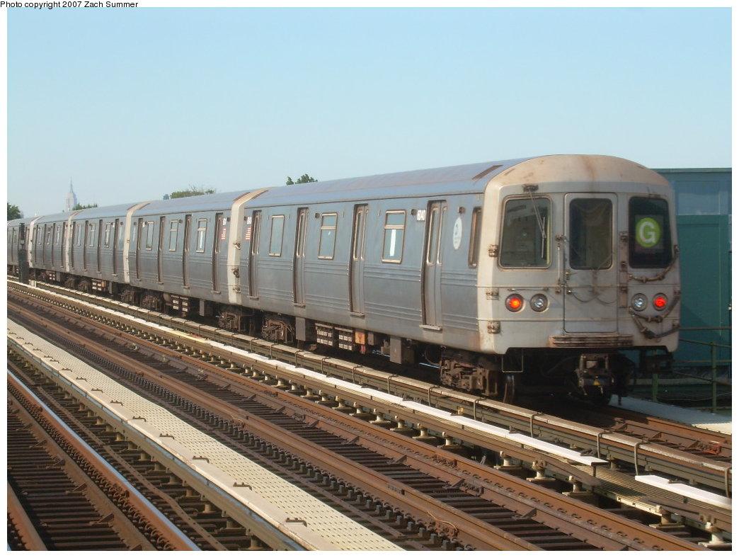 (201k, 1044x788)<br><b>Country:</b> United States<br><b>City:</b> New York<br><b>System:</b> New York City Transit<br><b>Line:</b> BMT Culver Line<br><b>Location:</b> Avenue I<br><b>Route:</b> G<br><b>Car:</b> R-46 (Pullman-Standard, 1974-75) 6040 <br><b>Photo by:</b> Zach Summer<br><b>Date:</b> 8/12/2007<br><b>Viewed (this week/total):</b> 5 / 2280