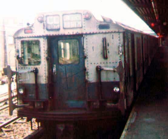 (74k, 554x461)<br><b>Country:</b> United States<br><b>City:</b> New York<br><b>System:</b> New York City Transit<br><b>Line:</b> IND Rockaway Line<br><b>Location:</b> Rockaway Park/Beach 116th Street<br><b>Route:</b> CC<br><b>Car:</b> R-10 (American Car & Foundry, 1948)  <br><b>Photo by:</b> Bob Wright<br><b>Date:</b> 7/15/1978<br><b>Viewed (this week/total):</b> 0 / 3020