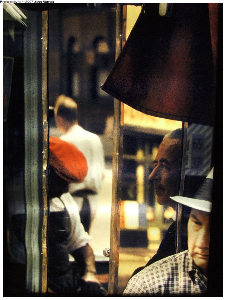 (171k, 788x1044)<br><b>Country:</b> United States<br><b>City:</b> New York<br><b>System:</b> New York City Transit<br><b>Line:</b> IND 6th Avenue Line<br><b>Location:</b> 42nd Street/Bryant Park<br><b>Photo by:</b> John Barnes<br><b>Date:</b> 9/11/2007<br><b>Artwork:</b> <i>Early Color</i>, Saul Leiter, 2007<br><b>Viewed (this week/total):</b> 1 / 2677