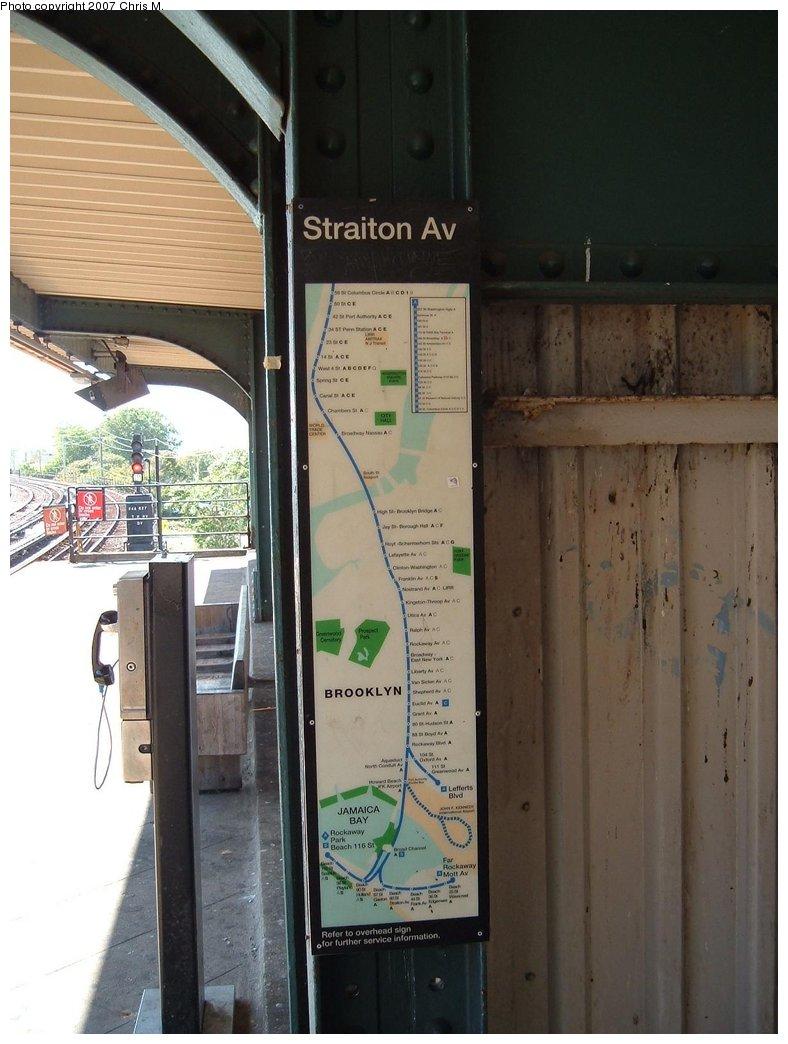 (149k, 788x1044)<br><b>Country:</b> United States<br><b>City:</b> New York<br><b>System:</b> New York City Transit<br><b>Line:</b> IND Rockaway Line<br><b>Location:</b> Beach 60th Street/Straiton<br><b>Photo by:</b> Chris M.<br><b>Date:</b> 9/15/2007<br><b>Viewed (this week/total):</b> 3 / 1365