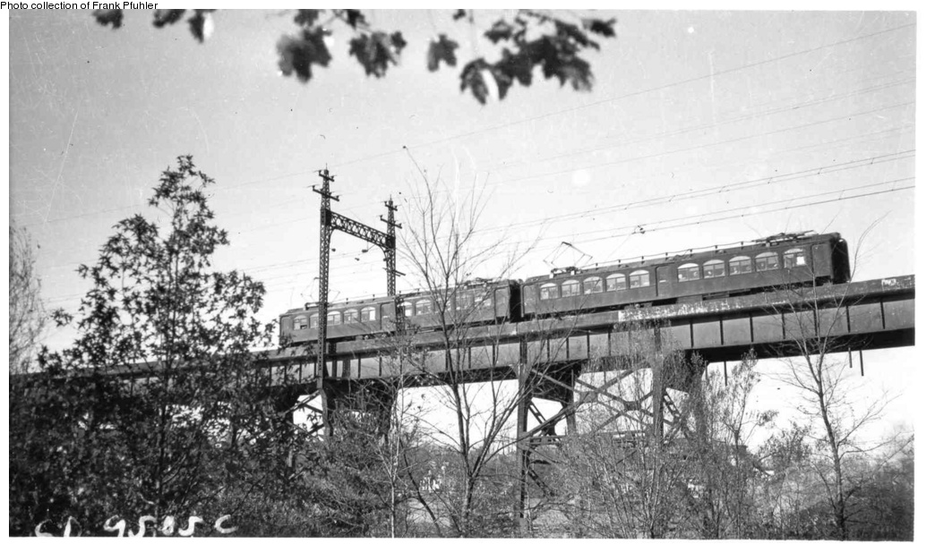 (231k, 1044x617)<br><b>Country:</b> United States<br><b>System:</b> New York, Westchester & Boston<br><b>Location:</b> Hutchinson River Viaduct<br><b>Collection of:</b> Frank Pfuhler<br><b>Date:</b> 10/31/1937<br><b>Viewed (this week/total):</b> 0 / 5111