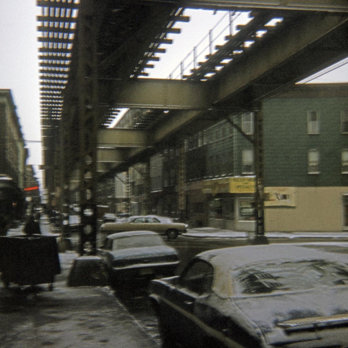 (611k, 1200x1200)<br><b>Country:</b> United States<br><b>City:</b> New York<br><b>System:</b> New York City Transit<br><b>Line:</b> BMT Nassau Street-Jamaica Line<br><b>Location:</b> Norwood Avenue<br><b>Photo by:</b> Ed Davis, Sr.<br><b>Collection of:</b> David Pirmann<br><b>Viewed (this week/total):</b> 0 / 3163