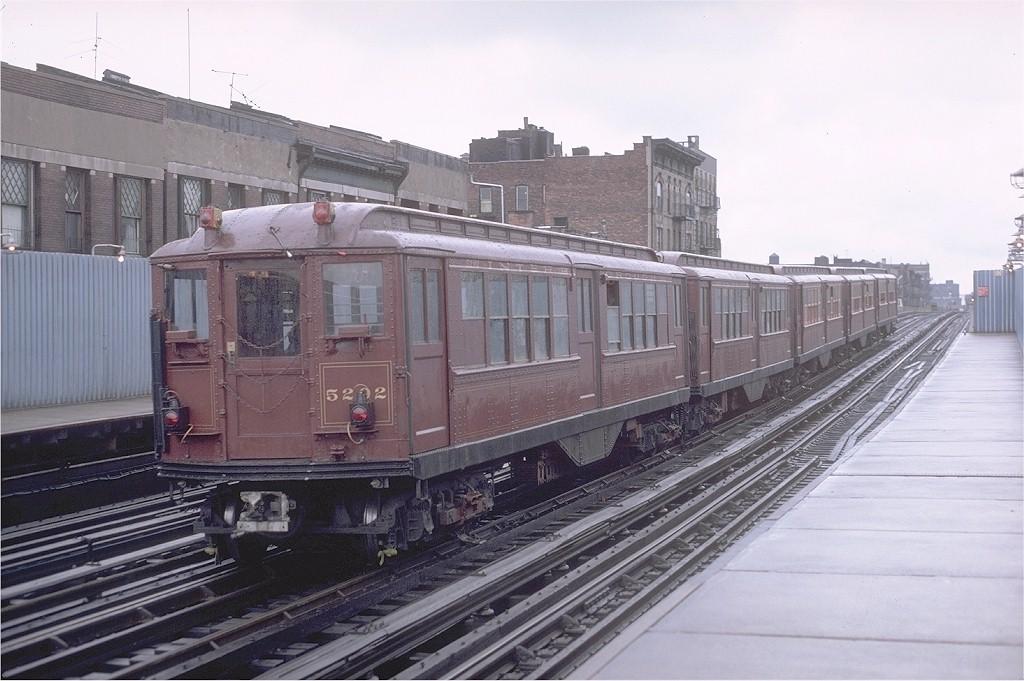(183k, 1024x681)<br><b>Country:</b> United States<br><b>City:</b> New York<br><b>System:</b> New York City Transit<br><b>Line:</b> IRT White Plains Road Line<br><b>Location:</b> Freeman Street<br><b>Route:</b> Fan Trip<br><b>Car:</b> Low-V (Museum Train) 5292 <br><b>Photo by:</b> Joe Testagrose<br><b>Date:</b> 11/3/1979<br><b>Viewed (this week/total):</b> 1 / 4336