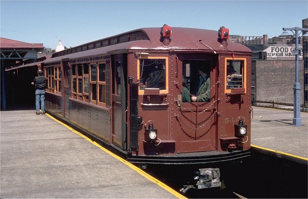 (206k, 1024x663)<br><b>Country:</b> United States<br><b>City:</b> New York<br><b>System:</b> New York City Transit<br><b>Line:</b> IRT Woodlawn Line<br><b>Location:</b> Burnside Avenue<br><b>Route:</b> Fan Trip<br><b>Car:</b> Low-V (Museum Train) 5443 <br><b>Photo by:</b> Doug Grotjahn<br><b>Collection of:</b> Joe Testagrose<br><b>Date:</b> 5/5/1979<br><b>Viewed (this week/total):</b> 0 / 3156