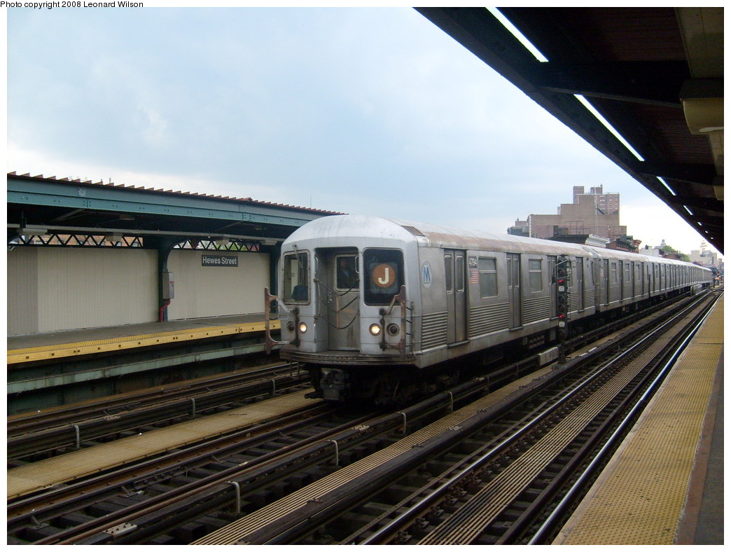 (249k, 1044x788)<br><b>Country:</b> United States<br><b>City:</b> New York<br><b>System:</b> New York City Transit<br><b>Line:</b> BMT Nassau Street-Jamaica Line<br><b>Location:</b> Hewes Street<br><b>Route:</b> J<br><b>Car:</b> R-42 (St. Louis, 1969-1970) 4794 <br><b>Photo by:</b> Leonard Wilson<br><b>Date:</b> 5/15/2008<br><b>Viewed (this week/total):</b> 5 / 1547