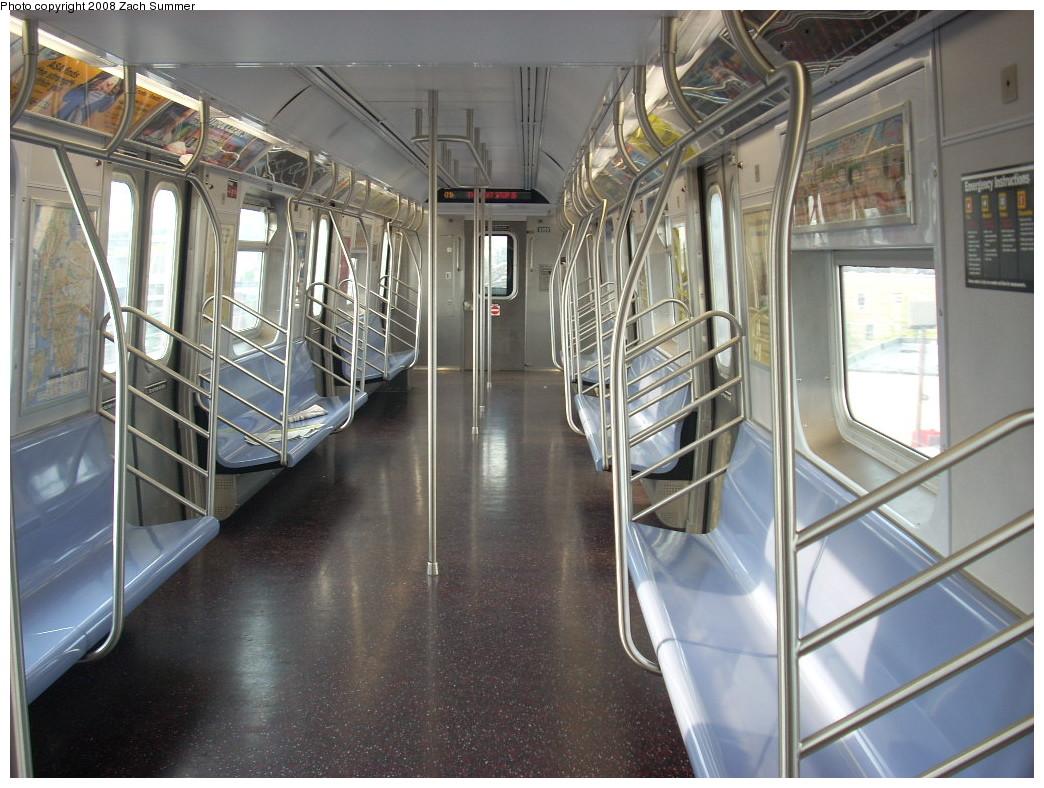 (268k, 1044x788)<br><b>Country:</b> United States<br><b>City:</b> New York<br><b>System:</b> New York City Transit<br><b>Route:</b> M<br><b>Car:</b> R-160A-1 (Alstom, 2005-2008, 4 car sets) 8353 <br><b>Photo by:</b> Zach Summer<br><b>Date:</b> 6/26/2008<br><b>Viewed (this week/total):</b> 8 / 11286
