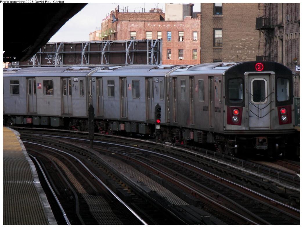 (276k, 1044x788)<br><b>Country:</b> United States<br><b>City:</b> New York<br><b>System:</b> New York City Transit<br><b>Line:</b> IRT White Plains Road Line<br><b>Location:</b> Simpson Street<br><b>Route:</b> 2<br><b>Car:</b> R-142 (Primary Order, Bombardier, 1999-2002) 6330 <br><b>Photo by:</b> David-Paul Gerber<br><b>Date:</b> 8/19/2008<br><b>Viewed (this week/total):</b> 1 / 2300