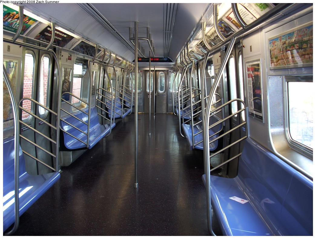 (316k, 1044x788)<br><b>Country:</b> United States<br><b>City:</b> New York<br><b>System:</b> New York City Transit<br><b>Route:</b> N<br><b>Car:</b> R-160B (Kawasaki, 2005-2008) 8866 <br><b>Photo by:</b> Zach Summer<br><b>Date:</b> 7/20/2008<br><b>Viewed (this week/total):</b> 2 / 1819