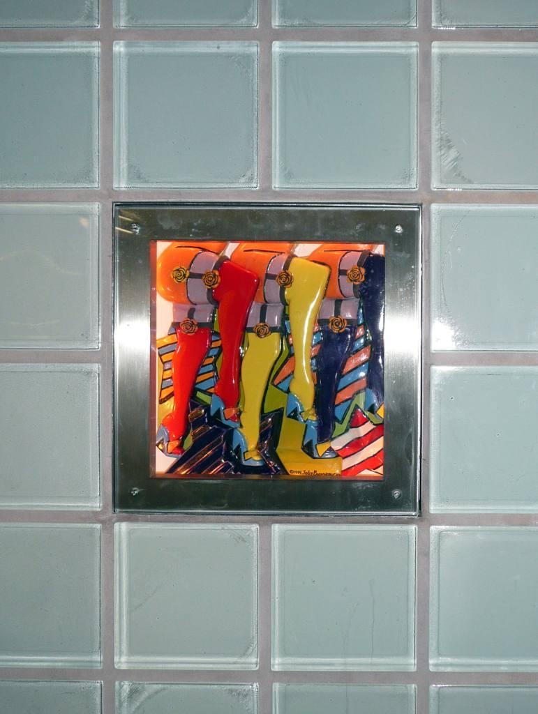 (91k, 771x1024)<br><b>Country:</b> United States<br><b>City:</b> New York<br><b>System:</b> New York City Transit<br><b>Line:</b> IRT West Side Line<br><b>Location:</b> Times Square/42nd Street<br><b>Photo by:</b> Robbie Rosenfeld<br><b>Date:</b> 8/31/2008<br><b>Artwork:</b> <i>Times Square Times: 35 Times</i>, Toby Buonagurio, 2005<br><b>Viewed (this week/total):</b> 0 / 2016