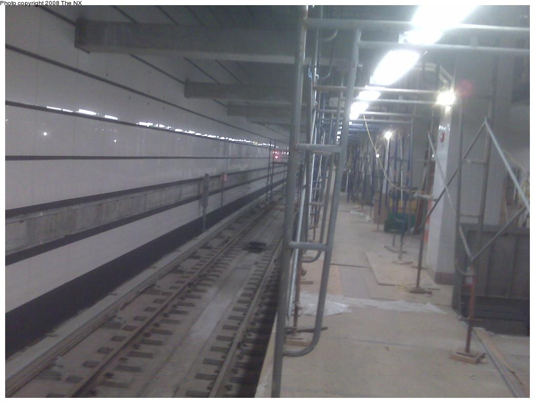 (157k, 1044x788)<br><b>Country:</b> United States<br><b>City:</b> New York<br><b>System:</b> New York City Transit<br><b>Line:</b> IRT West Side Line<br><b>Location:</b> South Ferry (New Station)<br><b>Photo by:</b> The NX<br><b>Date:</b> 11/20/2008<br><b>Viewed (this week/total):</b> 1 / 2521