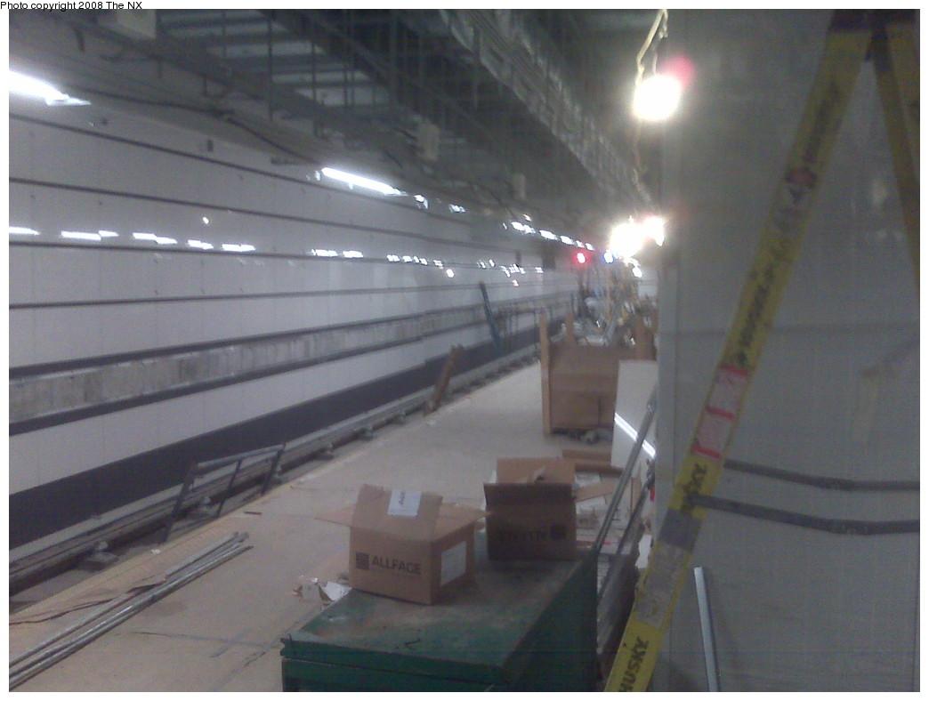 (167k, 1044x788)<br><b>Country:</b> United States<br><b>City:</b> New York<br><b>System:</b> New York City Transit<br><b>Line:</b> IRT West Side Line<br><b>Location:</b> South Ferry (New Station)<br><b>Photo by:</b> The NX<br><b>Date:</b> 11/20/2008<br><b>Viewed (this week/total):</b> 3 / 2283