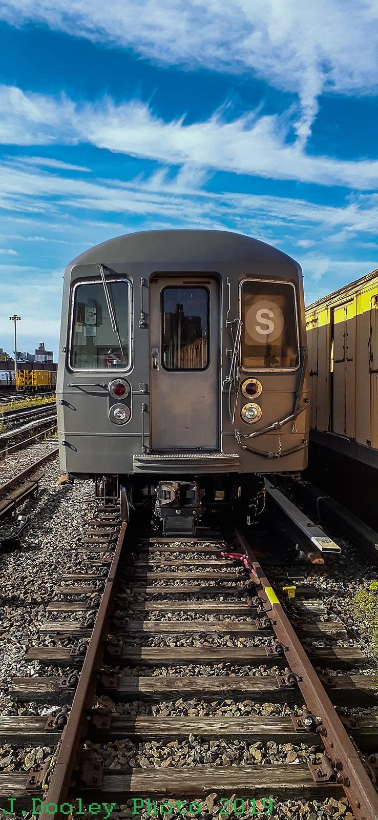 (574k, 738x1600)<br><b>Country:</b> United States<br><b>City:</b> New York<br><b>System:</b> New York City Transit<br><b>Location:</b> Coney Island Yard<br><b>Car:</b> R-68 (Westinghouse-Amrail, 1986-1988) 2924 <br><b>Photo by:</b> John Dooley<br><b>Date:</b> 8/31/2019<br><b>Viewed (this week/total):</b> 0 / 255